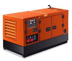 geradores de energia a diesel de grande porte